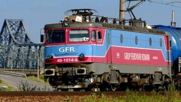 Grup Feroviar Roman vrea sa preia companiile feroviare elene