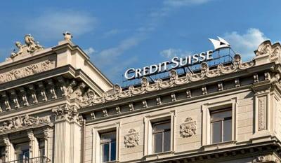 Credit Suisse: Reduceri de costuri de inca un mld. de dolari, pe fondul profitului in scadere
