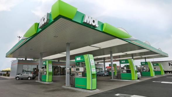 Grupul MOL a preluat toate benzinariile Agip din Romania