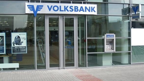 Grupul Volksbank se restructureaza