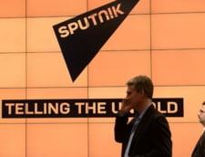 Grupul de media rus Sputnik vine la Bucuresti si Chisinau