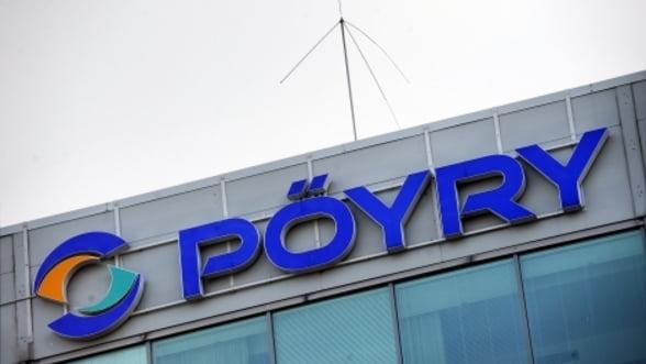 Grupul finlandez de consultanta Poyry vinde subsidiara din Romania
