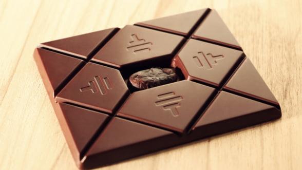 Gusta cea mai exclusivista ciocolata din lume