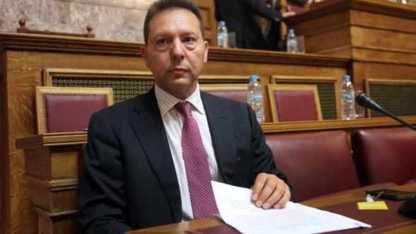 Guvernatorul Bancii Centrale a Greciei: Nivelul lichiditatilor bancilor elene este sub control