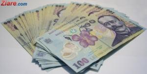 Guvernele Grindeanu si Tudose au indatorat Romania cu 553 de euro in fiecare secunda