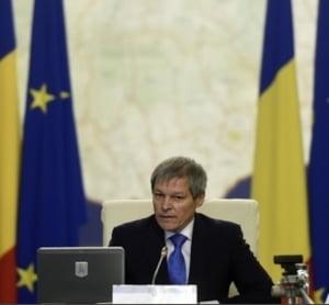 Guvernul Ciolos se reuneste intr-o sedinta informala