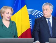 Guvernul Dancila, fata in fata cu liderii europeni dupa rezolutia din PE si raportul MCV. Iata cine vine la Bucuresti