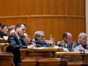 Guvernul Orban a fost demis, Motiunea de cenzura a trecut, cu 261 de voturi