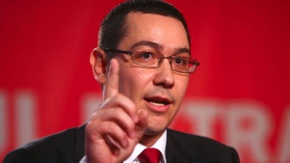 Guvernul Ponta intra intr-un an de foc. Care sunt provocarile economice in 2013?