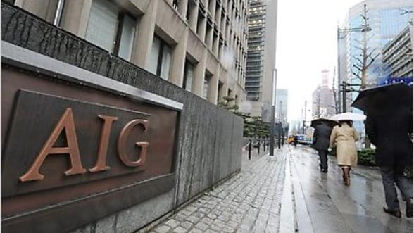 Guvernul SUA iese din actionariatul AIG la patru ani dupa criza