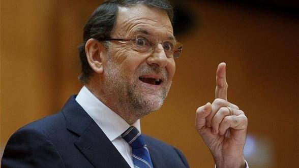 Guvernul Spaniei incearca o relaxare fiscala, numai sa nu se voteze cu stanga