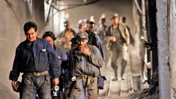 Guvernul a aprobat ajutorul de stat pentru inchiderea minelor