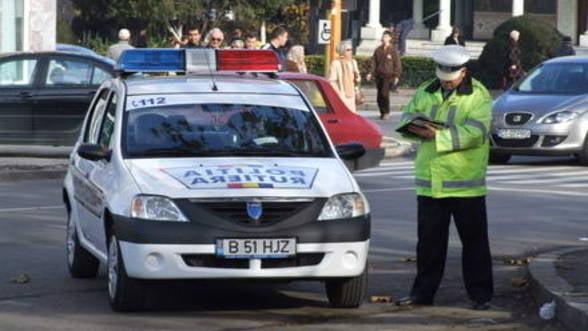Guvernul a aprobat reducerea in medie cu 50% a unor amenzi aplicate transportatorilor rutieri
