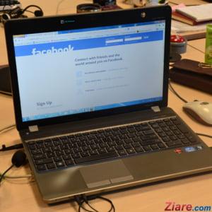 Guvernul a cerut anul trecut informatii despre peste o suta de conturi de Facebook