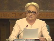"""Guvernul adopta azi bugetul. Dancila anunta """"alocari record"""" la Ministerul Fondurilor Europene si bugetele locale"""