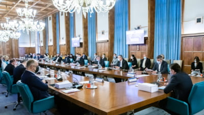 Guvernul adopta in sedinta noi masuri de relaxare de la 1 iunie si lanseaza o campanie de informare privind vaccinarea anti COVID