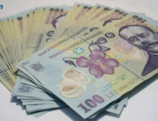 Guvernul adopta maine salariul minim de 1.450 lei si majorari de 20% in administratia locala