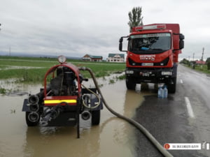 Guvernul aloca 47 de milioane de euro pentru judetele afectate de inundatii