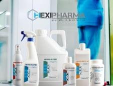 Guvernul ar putea rechizitiona fabrica de biocide Hexi Pharma. Citu: Daca este nevoie de finantare, vom sprijini