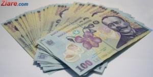 Guvernul creste salariul minim si lefurile din administratie: Impactul bugetar e de 5,1 miliarde de lei in 2017