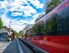 Guvernul german vrea sa sprijine compania de transport feroviar Deutsche Bahn cu cateva miliarde de euro