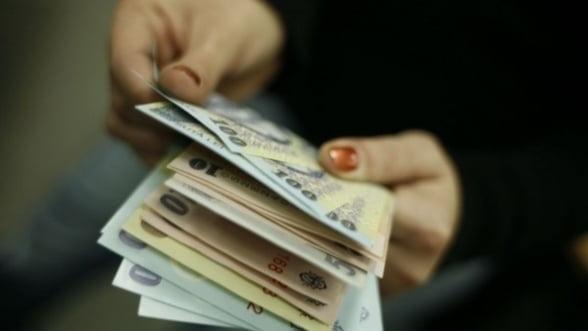 Guvernul ingheata din nou salariile bugetarilor