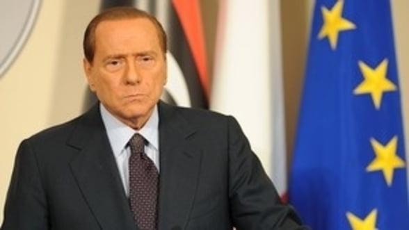Guvernul italian risca sa cada, din cauza neintelegerilor din coalitie