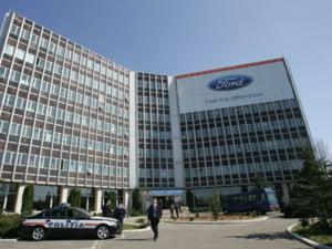 Guvernul scade la 75 de milioane de euro ajutorul de stat destinat Ford