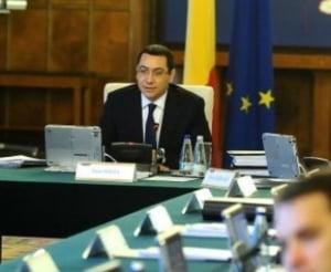 Guvernul sesizeaza Parchetul pentru nereguli din perioada in care Udrea era interimar la Mediu
