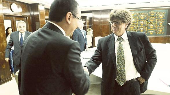 Guvernul si BNR cer un nou acord cu FMI
