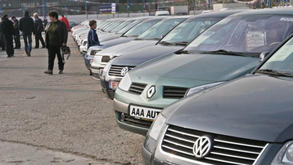 Guvernul suspenda taxa auto la vanzare si pierde 570 milioane lei