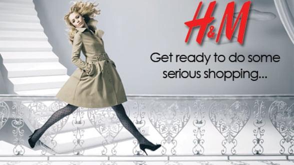 "H&M, meteo-dependent: Profitul companiei ""sufera"" din cauza vremii"