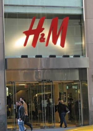 H&M a inchiriat ce mai ramasese din Sun Plaza