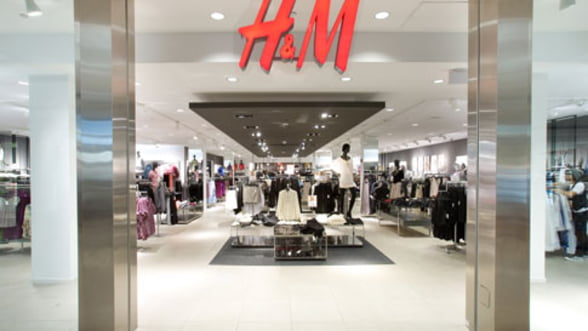 H&M deschide al 30-lea magazin al retelei din Romania