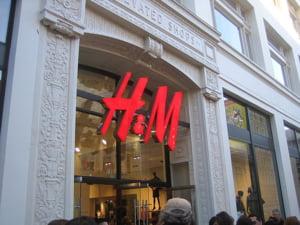 H&M deschide alte patru magazine in Romania