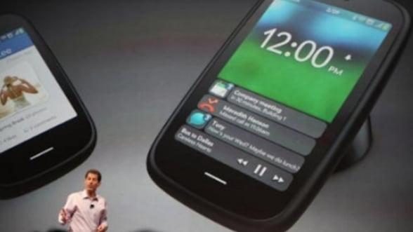 HP amana lansarea unui smartphone dupa 2013