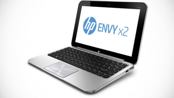 HP anunta primele laptopuri touchscreen cu Windows 8