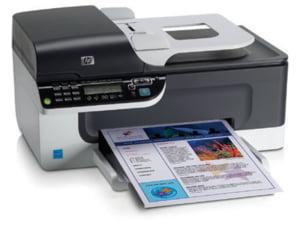 HP o sa vanda in Romania cea mai accesibila imprimanta cu fax