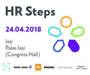 HR Steps Iasi: rolul responsabililor de resurse umane in dezvoltarea regionala si indeplinirea obiectivelor strategice ale companiilor