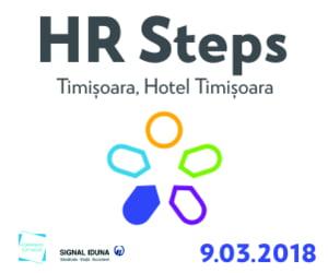 HR Steps Timisoara: Parcursul departamentului de HR in dezvoltarea regionala, intre provocari si oportunitati