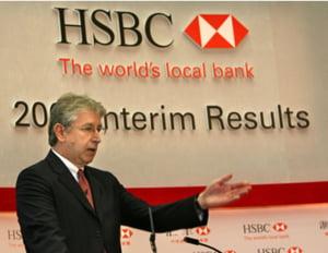 HSBC a primit aprobarea autoritatilor antitrust pentru cumpararea bancii KEB