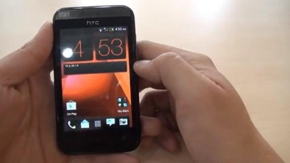 HTC Desire 200, un nou smartphone ieftin de la HTC