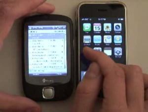 HTC Touch Diamond, un 3G care iar intrece iPhone