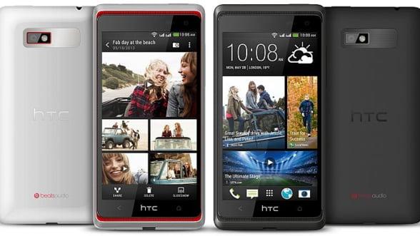 HTC a lansat HTC Desire 600 - smartphone quad-core, dual SIM, cu ecran de 4,5 inci