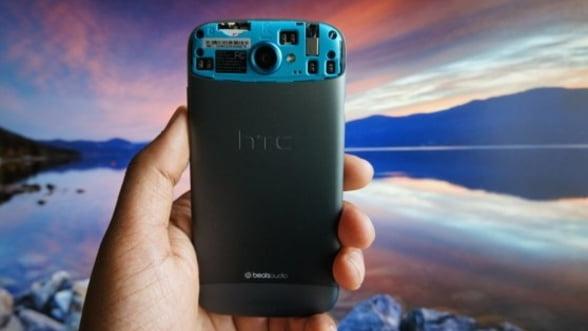 HTC estimeaza scaderea cu 23% a vanzarilor in trimestrul trei