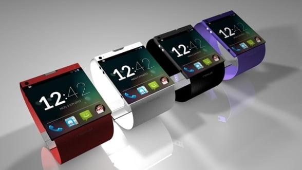HTC lucreaza la un smartwach cu sistem Android si functie foto