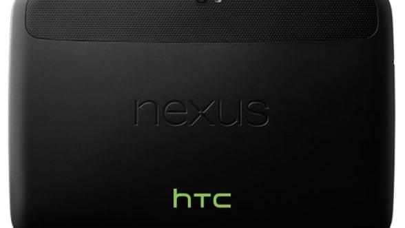 HTC revine pe piata tabletelor printr-un parteneriat cu Google
