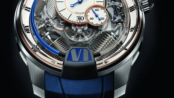 HYT H2 Tradition, ceasul hidromecanic al gentlemanului stilat (Video)
