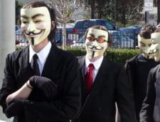 Hackerii de la Anonympus vor sa atace mass-media din Romania. Vezi video!