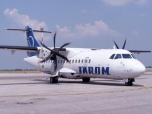 Haos la Tarom: Zboruri anulate si marti, ministrul Rus trimite Corpul de Control